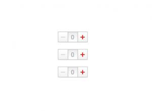 第14讲:spinner数字加减组件